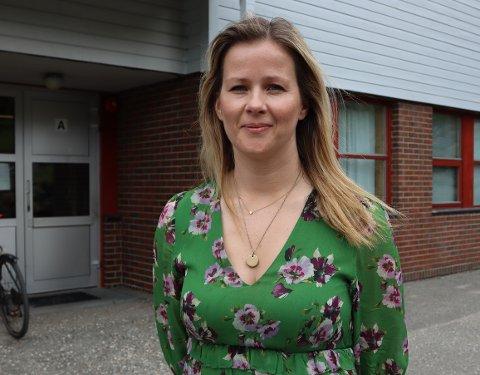 Kari Rygh Mæland skal være rektor på Bærland skole kommende skoleår.