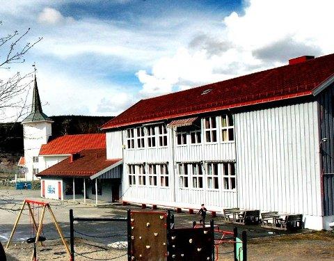 BEST I OPPLAND: Bjoneroa skole gjorde det best i Oppland.