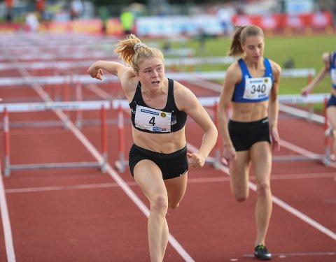 TIL EM: EM-kravet er i boks etter 400 meteren Henriette Jæger leverte i Bergen søndag.