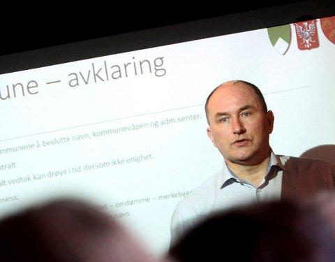 FORDELING: Fellesnemnda skal behandle rådmann Hans Erik Utnes innstilling om plassering av en rekke tjenester.