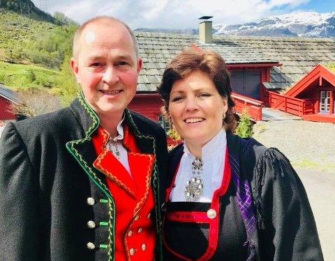 Inger Lise Bondhus og mannen Arild Lunde startar opp drift i Olaløo igjen frå pinsen 2020.