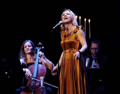 Utenfor komforsonen: Lørdag skal musikalartist og skuespiller Heidi Gjermundsen Broch prøve hiphop-sjangeren i Stjernekamp.