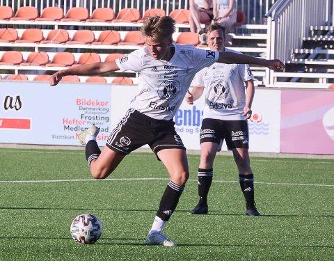 3-2: 15-åringen Andreas Heggheim Berge satte inn Kolbu KKs tredje mål i 4-2seieren over Reinsvoll