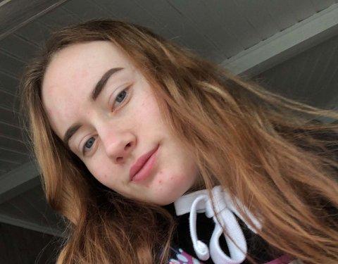 MÅ BLI HJEMME: – Man må jo tenke litt på andre også, sier Liv-Marit Lomme, som er blant de mange fra Politihøgskolen som nå er i karantene.