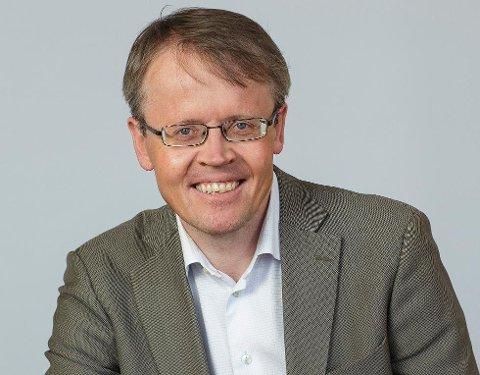 Ola Hedstein i Norsk Landbrukssamvirke. (Foto: Pressebilde/ANB)