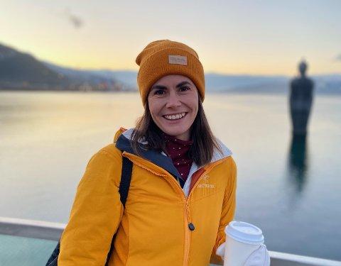 Mariell Kolsing drømte hele tiden om å flytte tilbake til Helgeland etter endt studie i Oslo. Nå har hun startet selskapet Helgeland Ernæring på Vega, hvor hun har hele regionen som marked.
