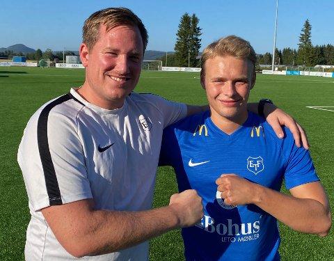 Ny giv: Et hundretalls spillere har tatt kontakt med Eidsvold Turn-trener Joakim Dragsten i sommer. Kun én av dem spiller i blå drakt nå. Jørgen Kolstads comeback på bra nivå kan bli en suksess, både for klubben og den tidligere LSK-spilleren selv.