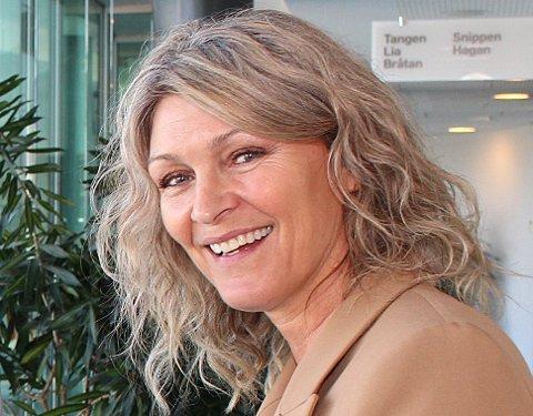 MILLIONER TIL GODE: Næringssjef Camilla Håltem i Lørenskog kommune.