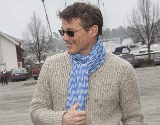 IKKE PÅ TOPP: Morten Harket lå i 2018 på inntektstoppen i Hurum, men i fjor må han se seg slått av to personer.