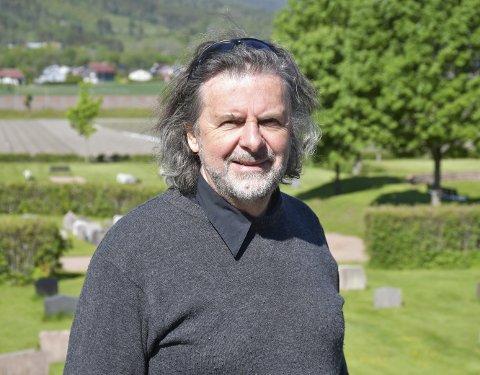 Blir pensjonist: Svein Beksrud gir seg på topp. Denne sommeren blir han pensjonist. ALLE FOTO: INGUNN HÅKESTAD BRÅTHEN