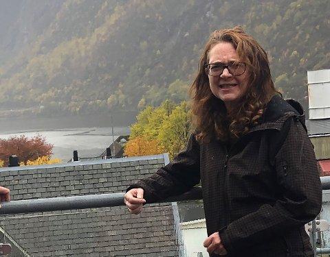 – VINN, VINN: – Fleirtalsvedtaket om nullutslepp vil sikra strenge, men realistiske krav, og sikra lokale arbeidsplassar i Flåm, seier stortingsrepresentant Ingrid Heggø (Ap).