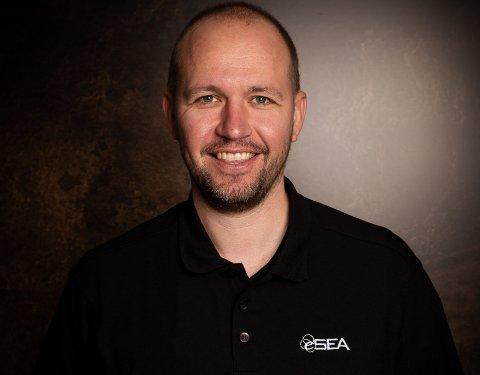 Eirik Kanck, markeds- og innovasjonskoordinator i eSEA Marine.