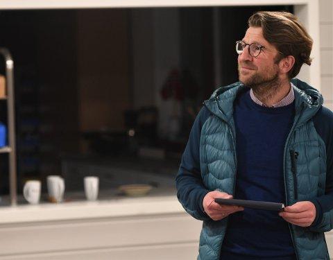 FRATRER STILLINGEN: Gisle Almlid-Larsen har informert SFK om at han ikke ønsker å fortsette i sin rolle som styreleder.