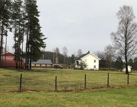 Mosvold Gård: Gårdsbruket  med landbruksarealet på Mosvold har hele tiden vært forpaktet bort siden Mosvold-familien kjøpte eiendommen i 1965.