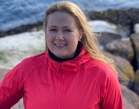 PÅ VENT: Fysioterapeut Kjersti Huneide Gahrsen gleder seg til hun igjen kan treffe sine pasienter.