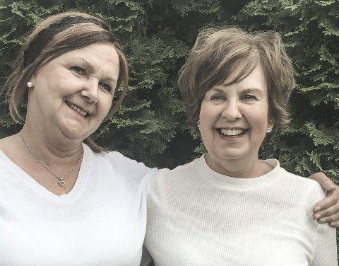 Sterke sammen: Anbjørg Andreassen (t.v.) og Grete Wullum forteller åpent om brystkreft.– Det er bedre å ta en ekstra sjekk, enn å gå være redd, sier de.