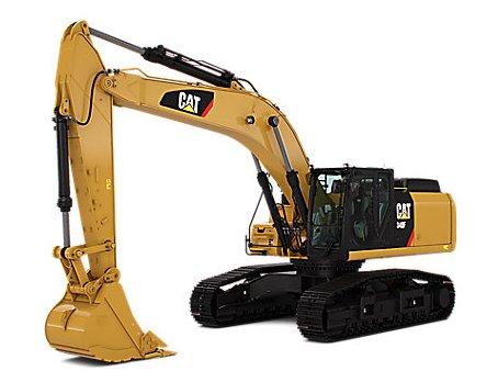 Cat 340 F