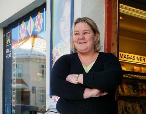 Camilla Skorge er styreleiar i Florø Drill.
