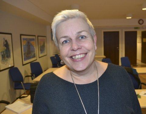 KOMITÈLEDER: Ona Wågen er også i år som i fjor, leder av komitèen for aksjonen «Krafttak mot kreft» i Gratangen 6. mars. Foto: Harold Jenssen