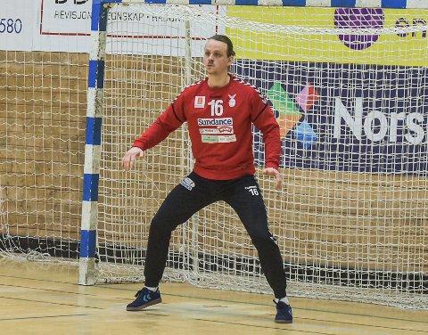 FARVEL: Simen Westby Johansen takker for seg i Falk etter ti sesonger. Han fortsetter karrieren i Kolstad.