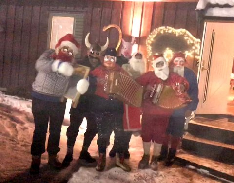 Julebukker er tradisjon
