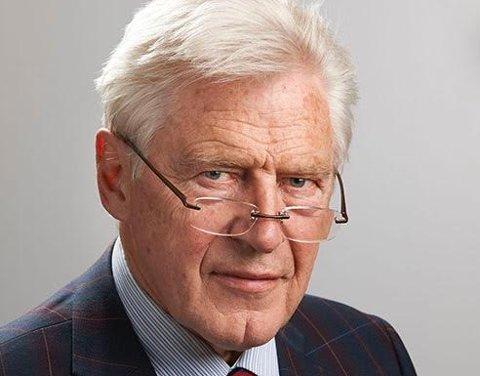 Trond Holm, tidligere overlege, spesialist kardiologi og indremedisin.