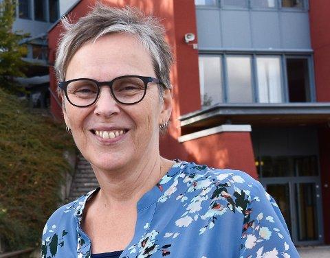 Kristin Støten - Halden videregående skole.