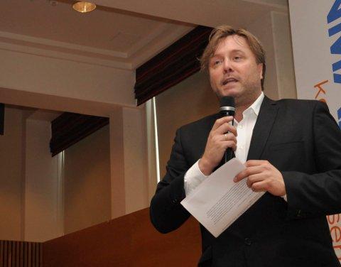 NY JOBB: Robert Greiner blir ny leder for kommunikasjon og samfunnskontakt ved FeFo sitt hovedkontor i Lakselv.