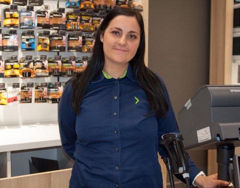 NY VAREHUSSJEF: Marita Wilma Hansen er ny varehussjef hos Elkjøp Hammerfest.