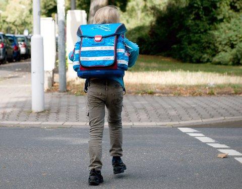 Et foreldrepar er svært bekymret for skoleveien til sine to barn, og har klaget til Fylkesmannen.