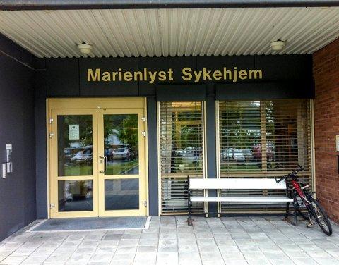 Kafé Edvard var den eneste lokale tilbyderen som leverte anbud da Marienlyst sykehjem skulle velge ny matleverandør.