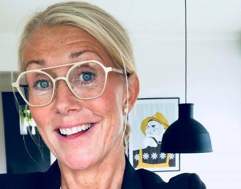 Maria Kristine Strauman Eidjord.