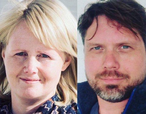 Marit Gressetvold og Bjørn Harald Brenna.
