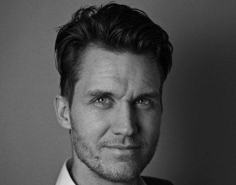 Asbjørn Pettersen.