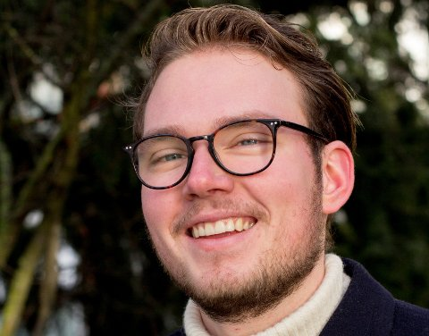 Aleksander Breiby Herseth har fått muligheten til å utfolde drømmene sine.