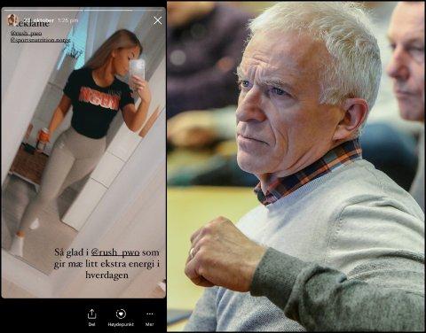 MÅ BETALE: Arild Svenson og selskapet hans, Sports Nutrition, må betale en historisk bot på 80.000 etter at klagesaken ikke førte fram i Markedsrådet.