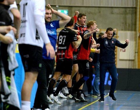 MENER ALVOR: Marinko Kurtovic og ØIF Arendal har signert to nye spillere for å stå best mulig rustet til vårsesongen.