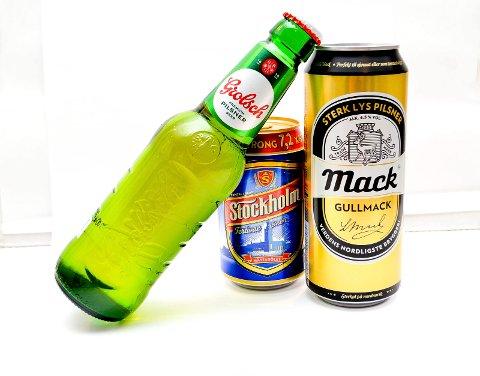 BESTSELGERNE: Dette var bestselgerne i ølhyllene på Vinmonopolet i 2020.