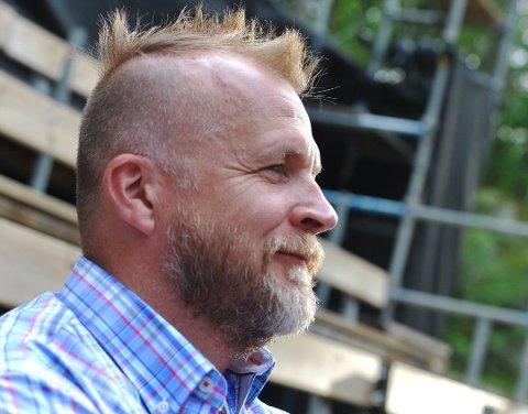 REGISSØR: Jørgensen er kjent som både skuespiller og regissør.
