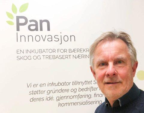 BEHANDLER: Helge Stiksrud og Pan Innovasjon skal behandle søknadene.