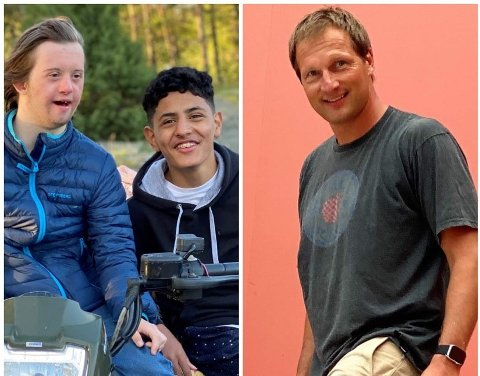 AKTIV SOMMER: For sjette året på rad blir det gratis sommerskole for ungdom i Hole. Thomas Lovasz, leder for ungdomsfrivilligsentralen håper mange vil søke.