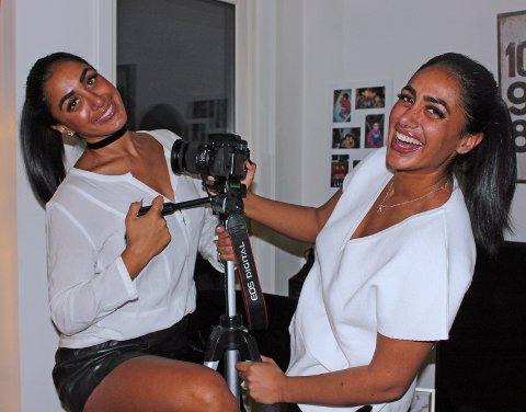 Vita og Wanda Mashadi byr så mye på seg selv at NRK valgte å følge dem gjennom nesten to år av livet. På Strømmen deler damene leilighet, interesser og venner.FOTO: Britt Hoffshagen