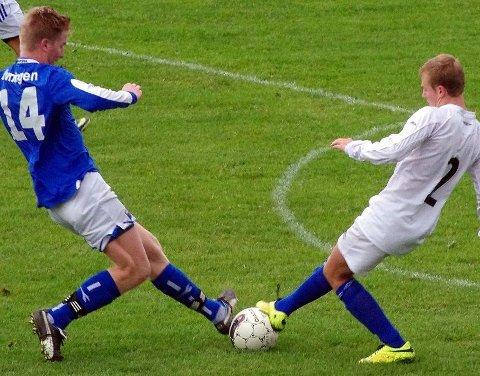 OPPGJØR: 5.-divisjonsfotballen ruller igjen.