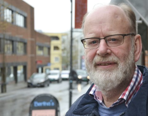 Stemmestyrets leder Jan Erik Fredriksen