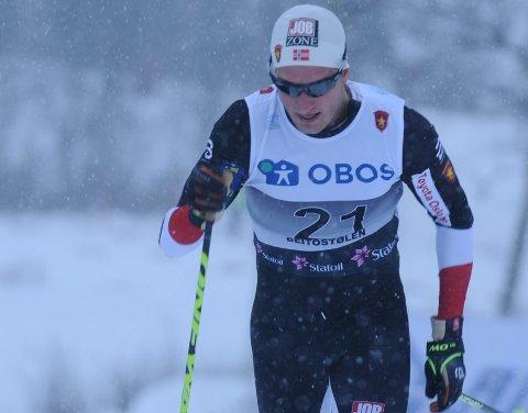 Favorittstedi: Eivind Bakkene fra Øystre Slidre IL har tidligere gått gode renn i Vuokatti. I helga er han tilbake.