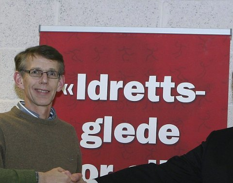 Arild Dregelid.