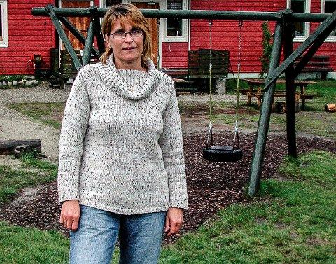 Kristin Langtjernet