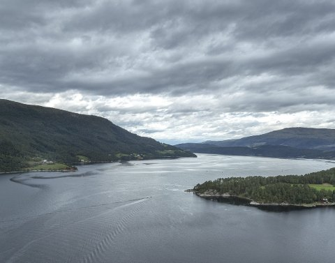 Samspleis AS har jobbet for realisering av samferdselsprosjekter på Nordmøre og i Romsdal, som blant annet Todalsfjordprosjektet. Foto: Arkiv