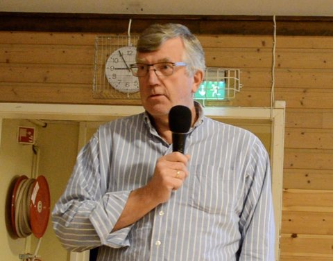 ANSVARLIG: Samferdselssjef Vidar Ose i fylkeskommunen er ansvarlig for det som blir lagt frem for politikerne.