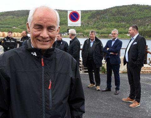 Advarer: Filip Mikkelsen advarer  fylkespolitikerne mot å bygge ned robustheten som regjeringen har forsøkt å gi nye Hamarøy kommune.